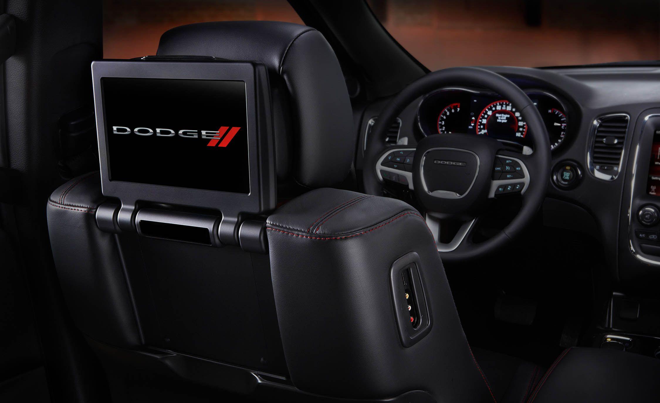 2019 Dodge Durango Reviews Price Photos And Specs Car Driver