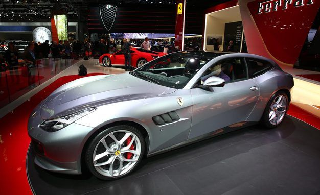 Ferrari GTC4Lusso T: Adds Two Turbos, Subtracts Four Cylinders and Two Driven Wheels
