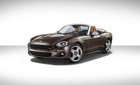Fiat 124 Spider America: The Not-for-America Special Edition