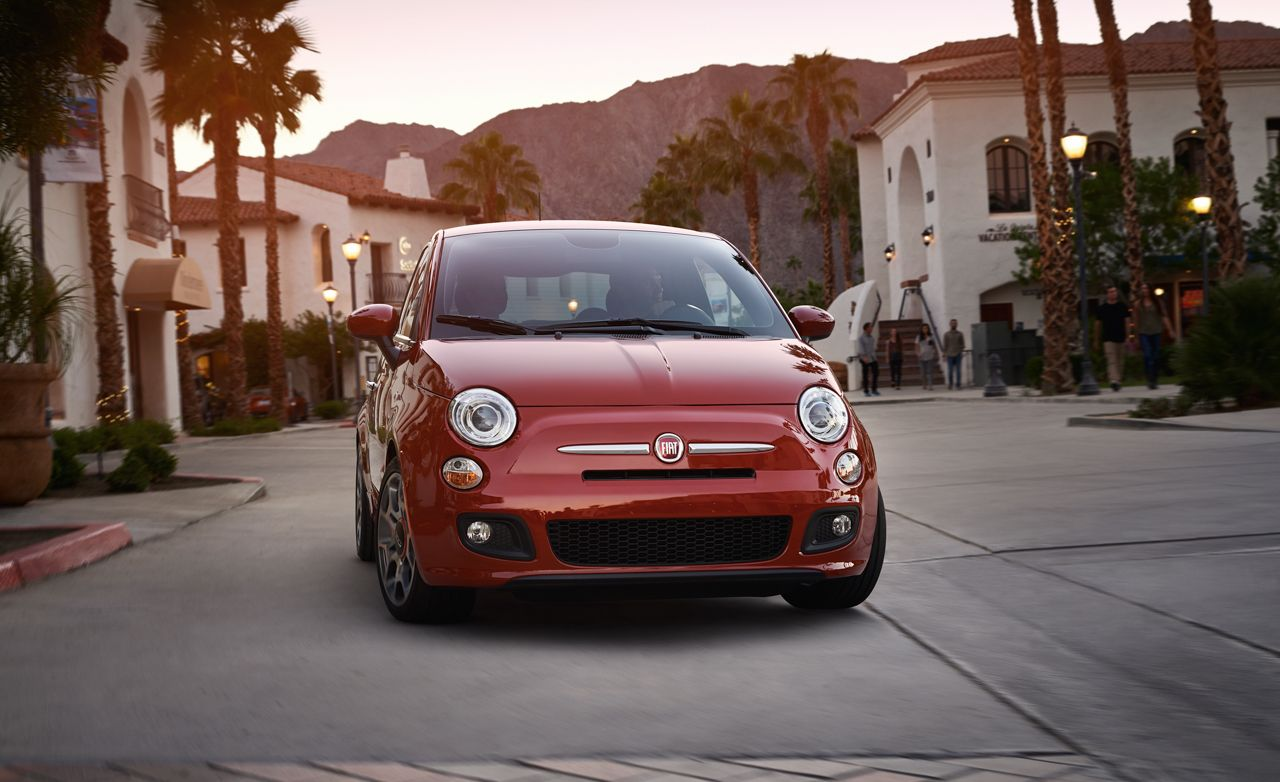Fiat cuts prices on 500 500C and 500 Abarth  News  Car and