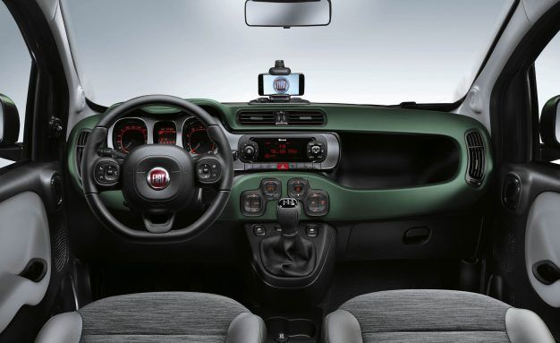2017 Fiat Panda Squares Off With Minor Changes News Car And Driver