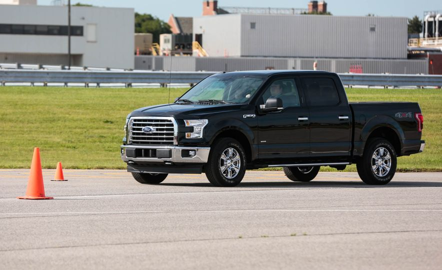 2017 Ford F-150 EcoBoost - Slide 5