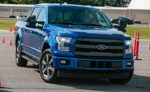 New 10 Speed Adds 1 MPG to 2017 Ford F 150 EPA Numbers News Car