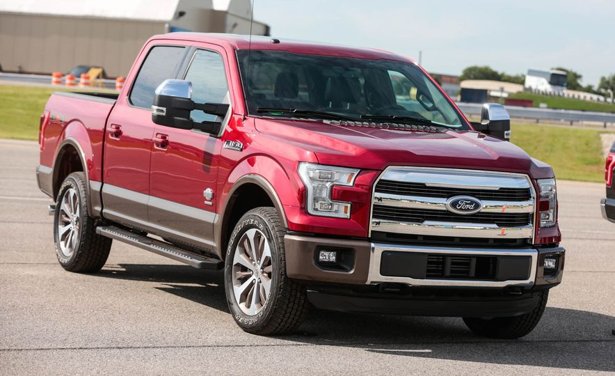 2017 Ford F-150 EcoBoost - Slide 10