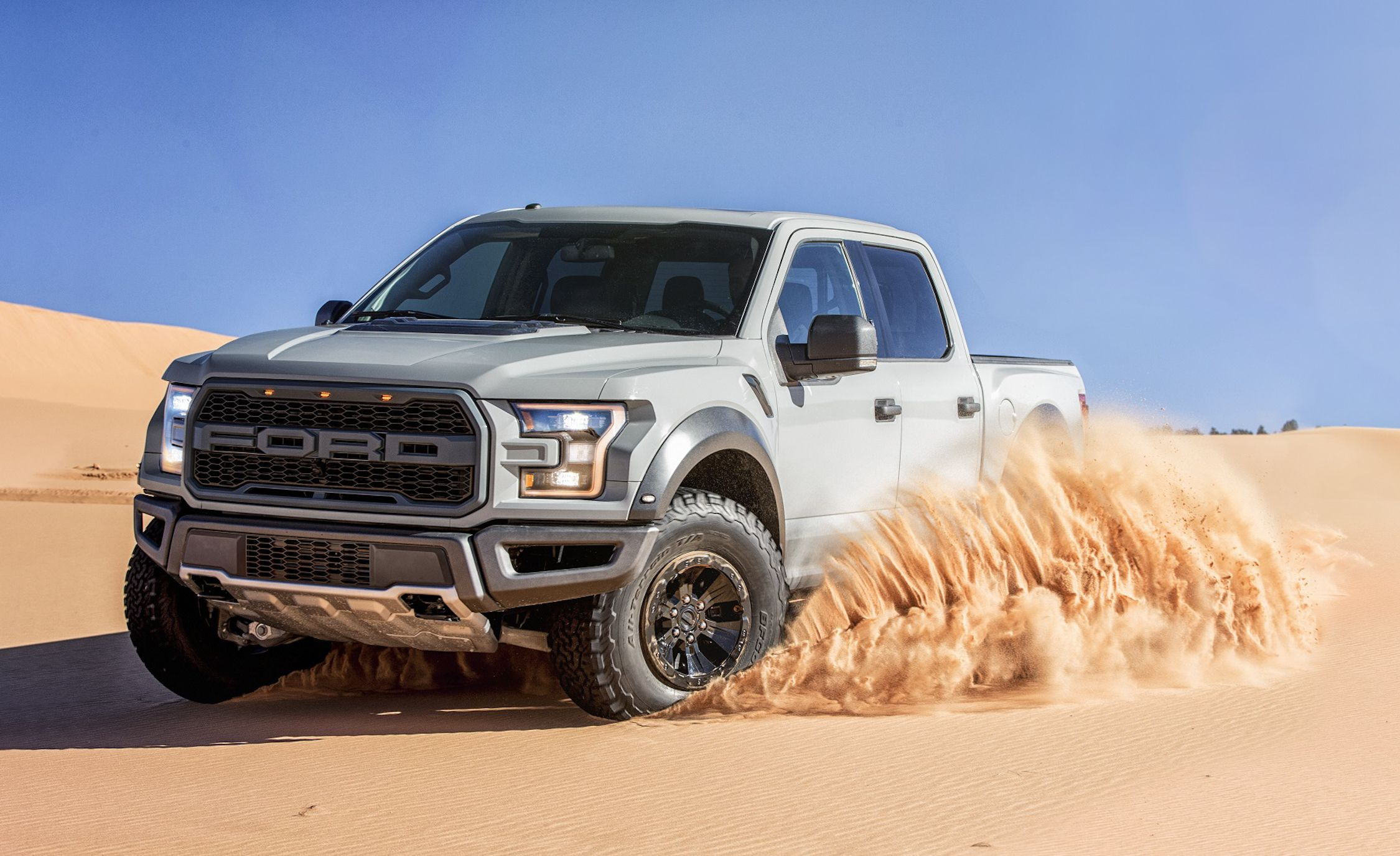 2017-Ford-F-150-Raptor-SuperCrew-106 Cool Review About Chevy S10 tow Capacity with Breathtaking Gallery Cars Review