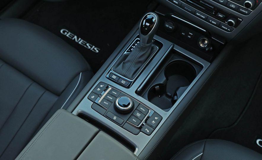 2017 Genesis G80 - Slide 44
