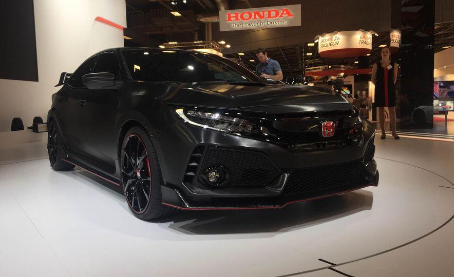 2017 Honda Civic Type R concept - Slide 1