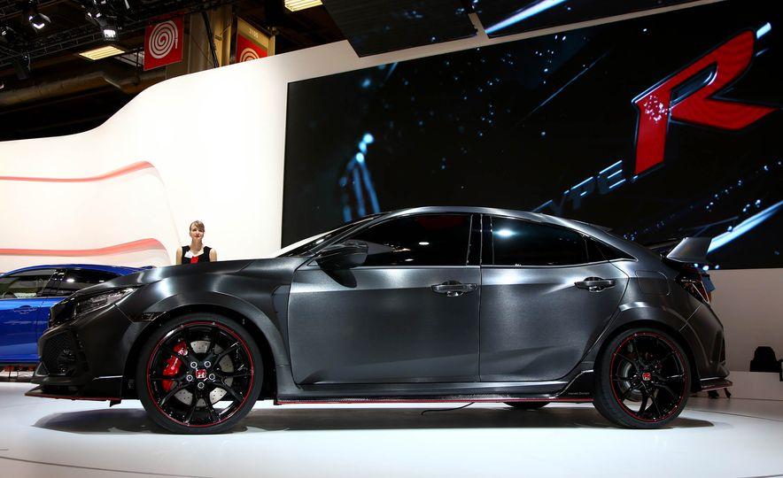 2017 Honda Civic Type R concept - Slide 4