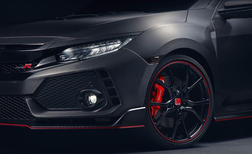2017 Honda Civic Type R concept - Slide 19