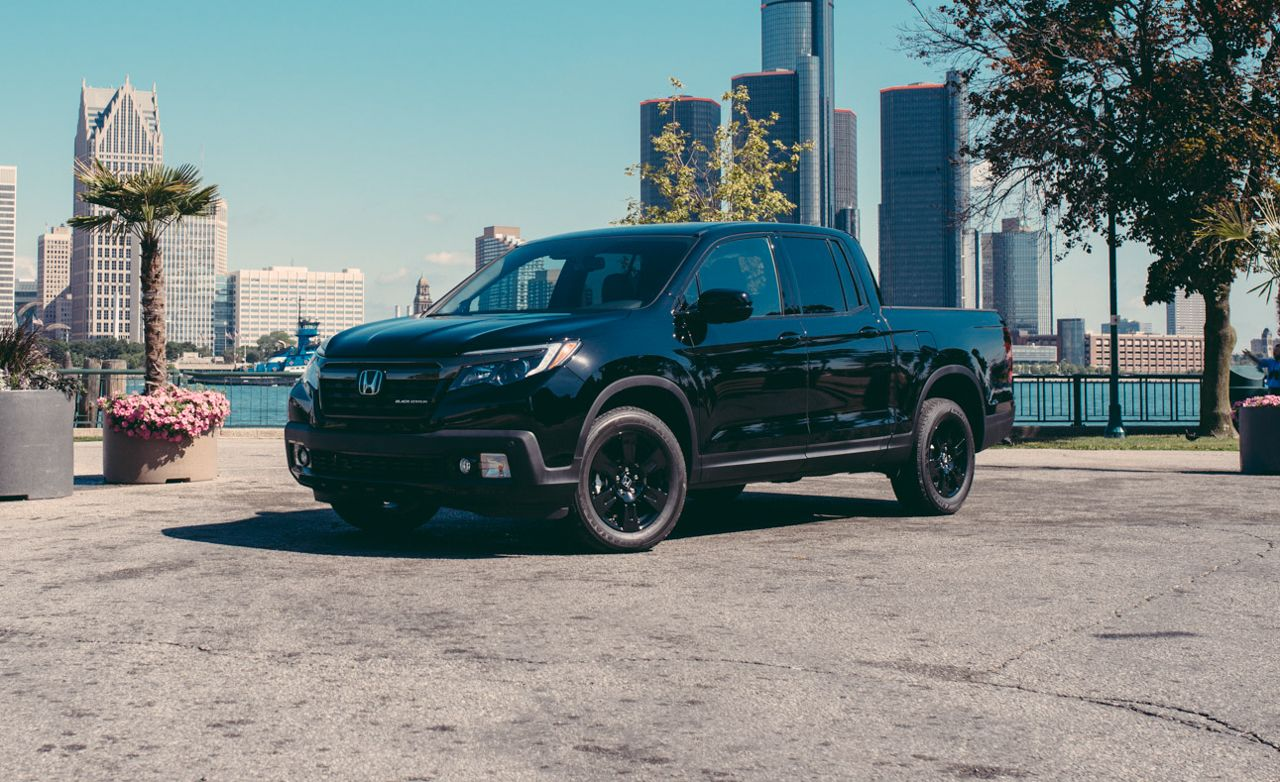 2019 Honda Ridgeline Reviews | Honda Ridgeline Price, Photos, and Specs