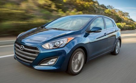 Oh, the Frugality! Hyundai Announces 2017 Elantra GT Value Edition