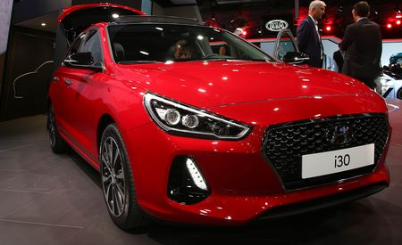 All-New Hyundai i30: A Euro Hatch Likely to Spawn Next-Gen Elantra GT