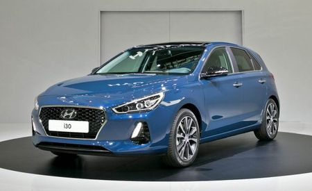 All-New Hyundai i30: Euro Hatch Will Spawn the Next-Gen Elantra GT