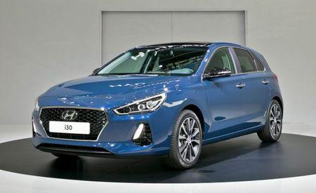 All-New Hyundai i30: Euro Hatch Will Spawn the Next-Gen Elantra GT
