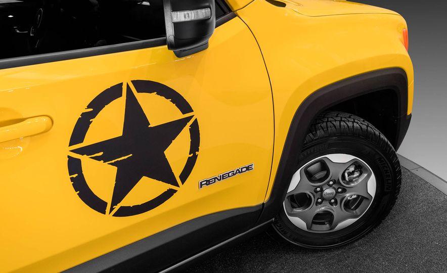 2017 Jeep Renegade Mopar (Euro-spec) - Slide 4