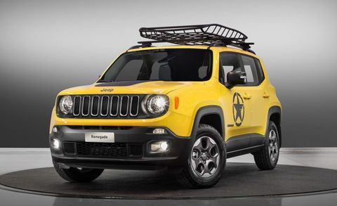 Jeep Renegade Moparone Only For Overseas News Car And Driver