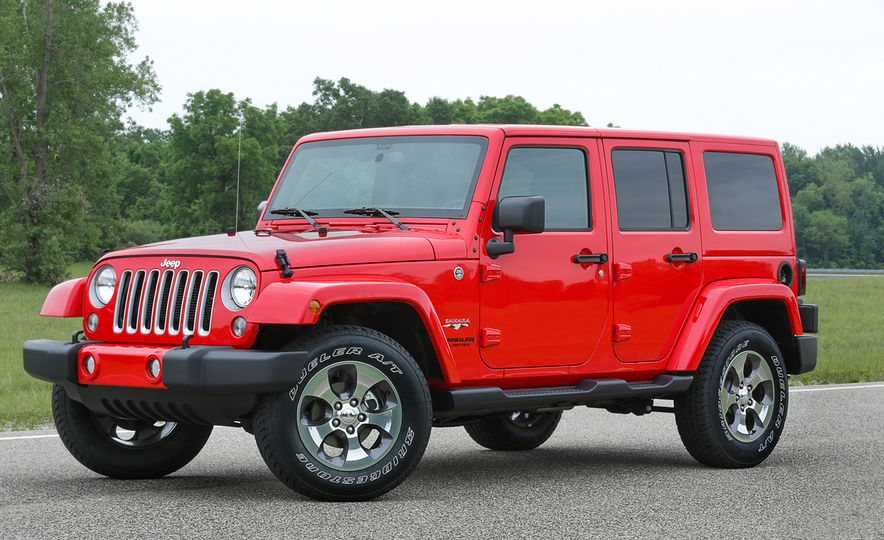2017 Jeep Wrangler Unlimited - Slide 4