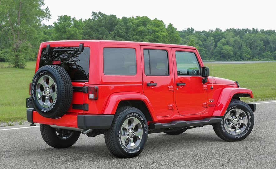 2017 Jeep Wrangler Unlimited - Slide 5