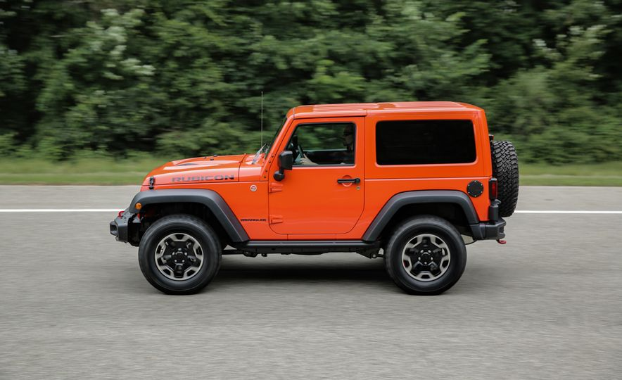 2017 Jeep Wrangler Unlimited - Slide 7