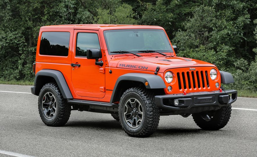 2017 Jeep Wrangler Unlimited - Slide 8