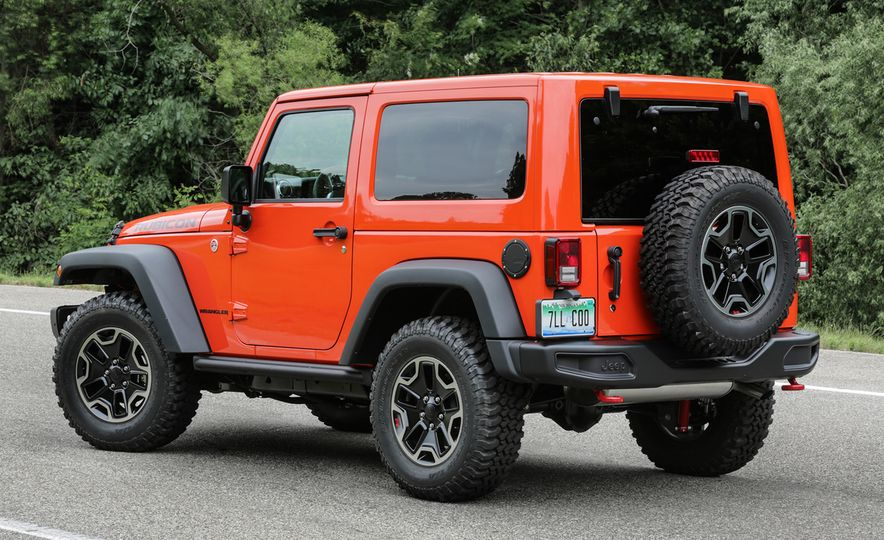 2017 Jeep Wrangler Unlimited - Slide 9