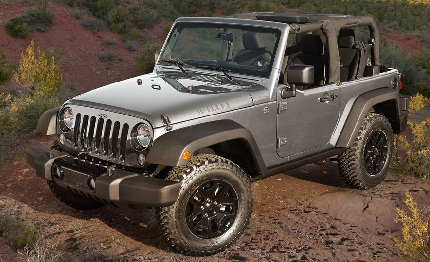 2017 Jeep Wrangler Unlimited - Slide 10