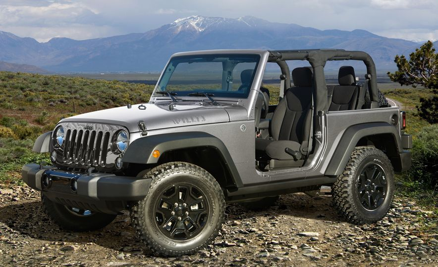 2017 Jeep Wrangler Unlimited - Slide 11