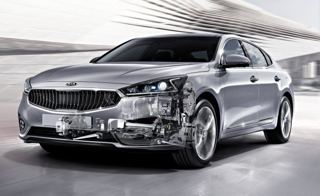 Kia Details New In-House Eight-Speed Automatic Transmission for Front-Drive Applications
