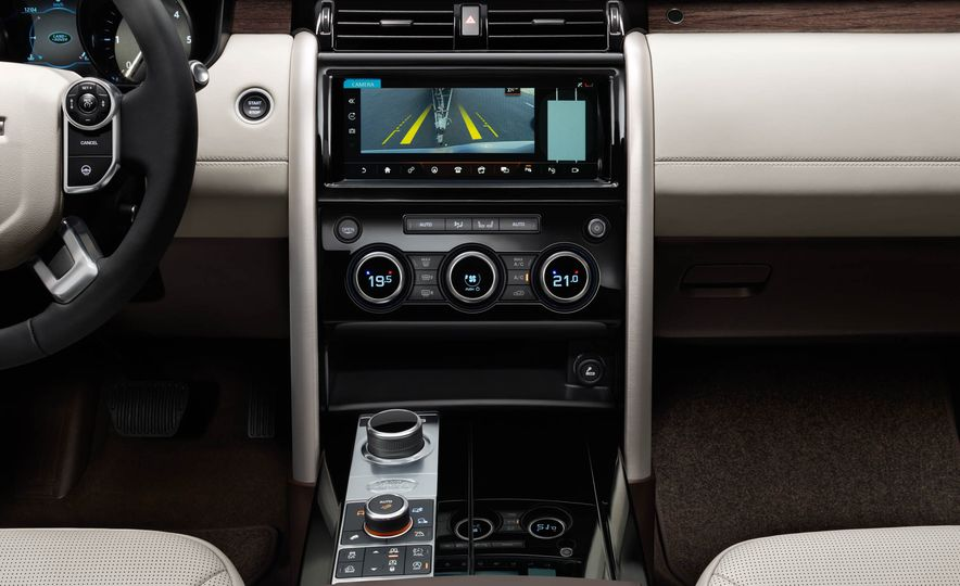 2017 Land Rover Discovery - Slide 53