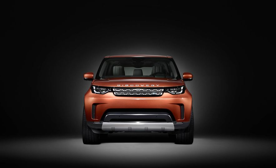 2017 Land Rover Discovery - Slide 76
