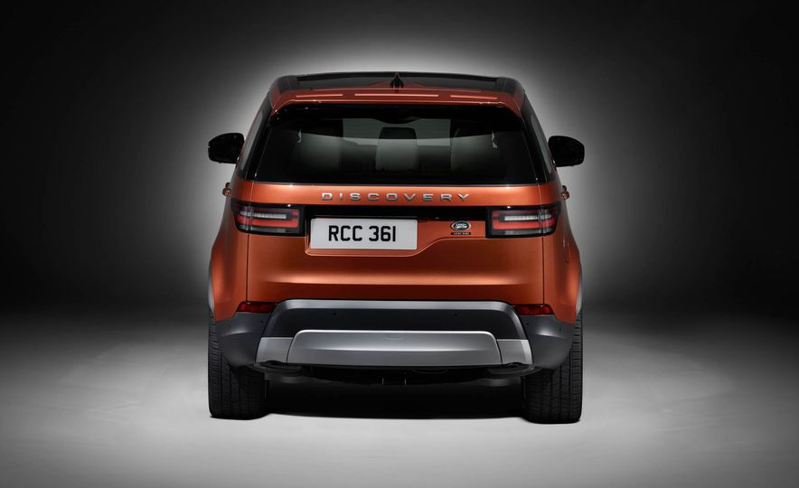 2017 Land Rover Discovery - Slide 80