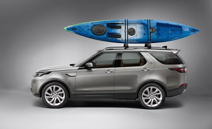 2017 Land Rover Discovery - Slide 81