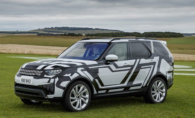 Phone to Throne: Land Rover Shows Remote Control Power Seats