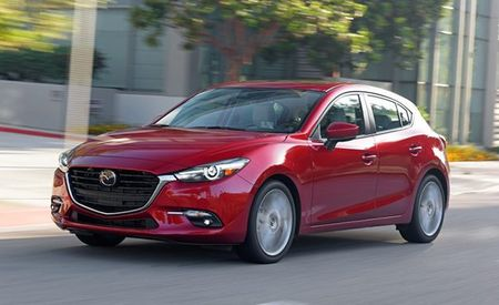 No More i or s: 2017 Mazda 3 Reshuffles Trim Levels, Starts at $18,680