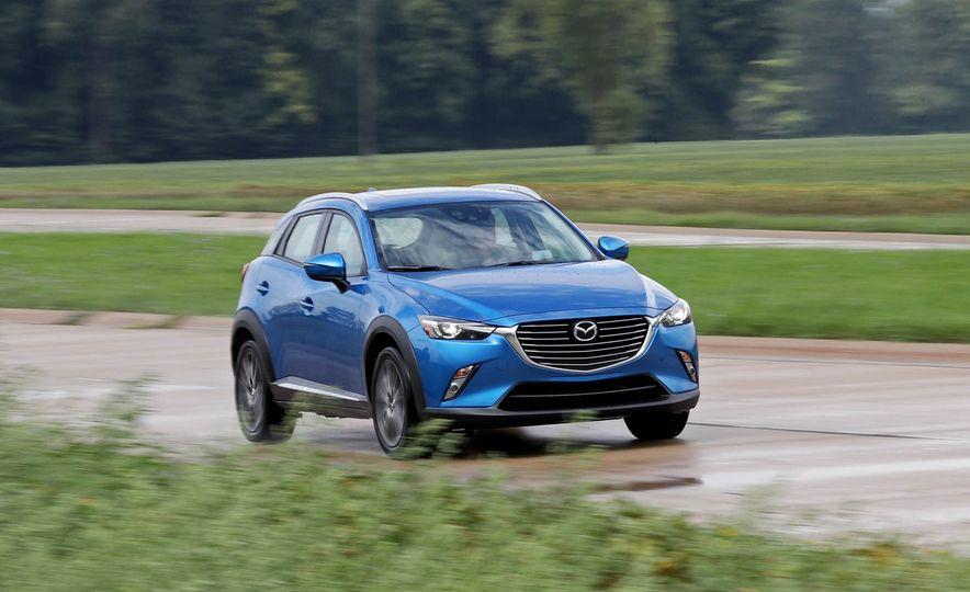 2017 Mazda CX-3 - Slide 1