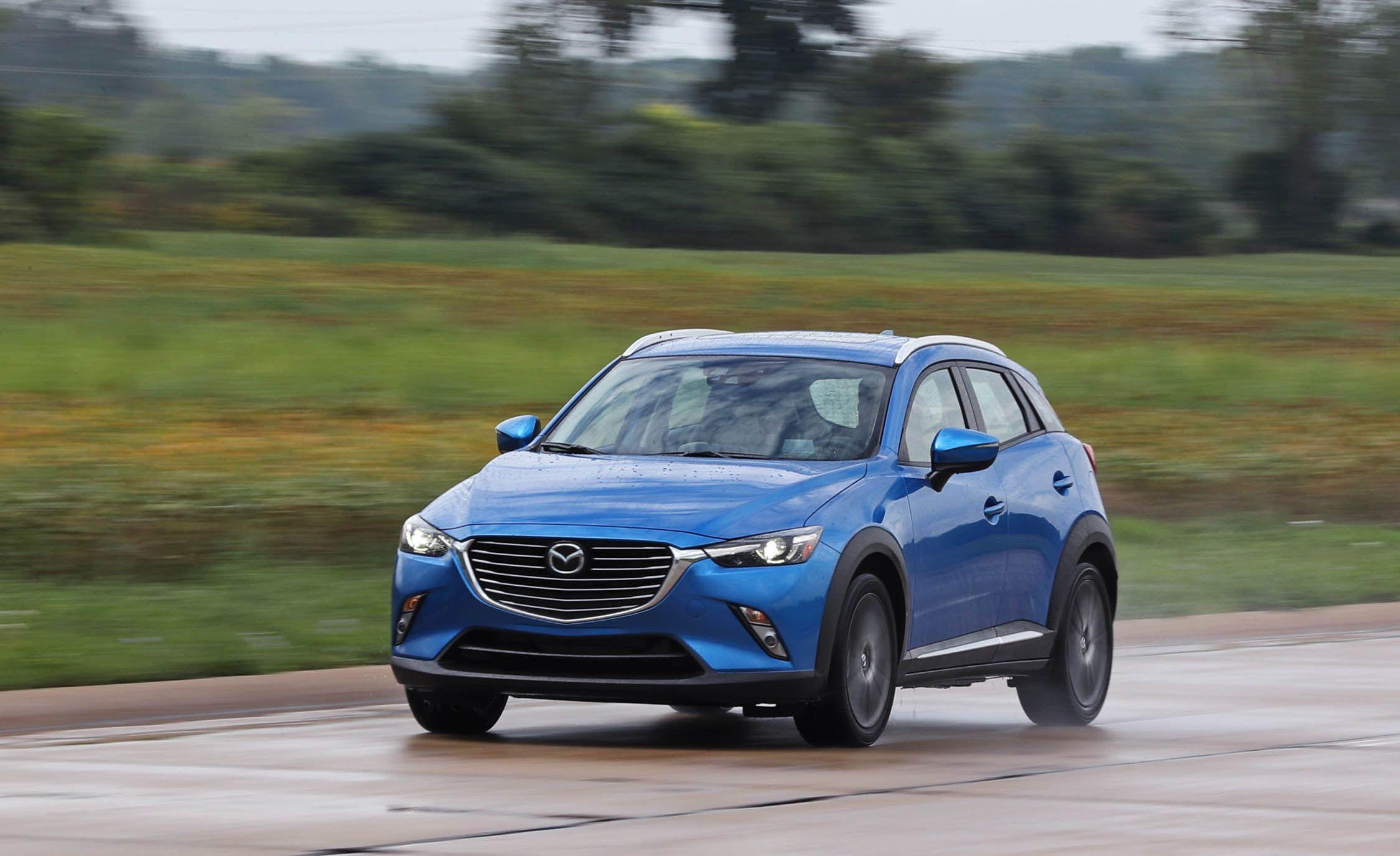 2017 Mazda Cx 3 Mpg