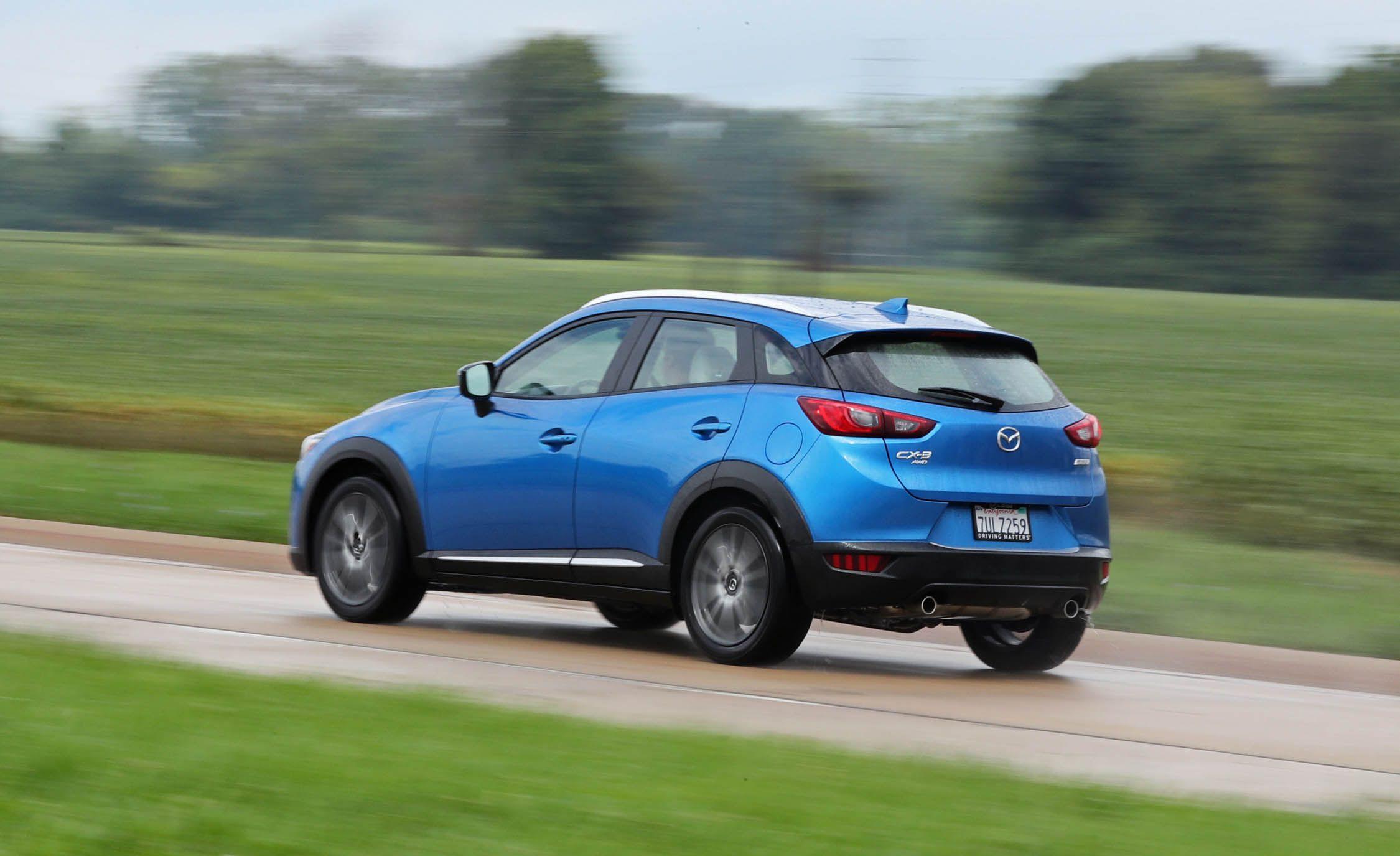 2019 Mazda Cx 3 Reviews Mazda Cx 3 Price Photos And Specs Car