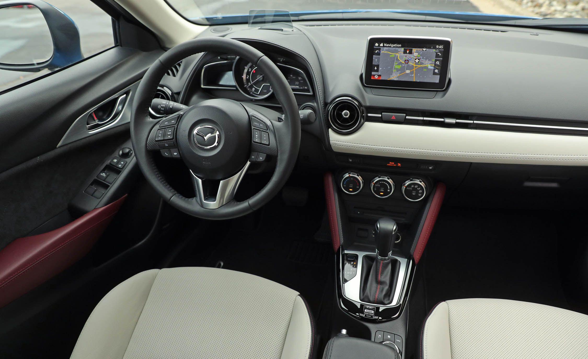 2019 Mazda Cx 3 Reviews Price Photos And Specs Car Driver