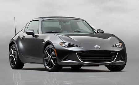 2017 Mazda MX-5 Miata RF Launch Edition Detailed, Priced