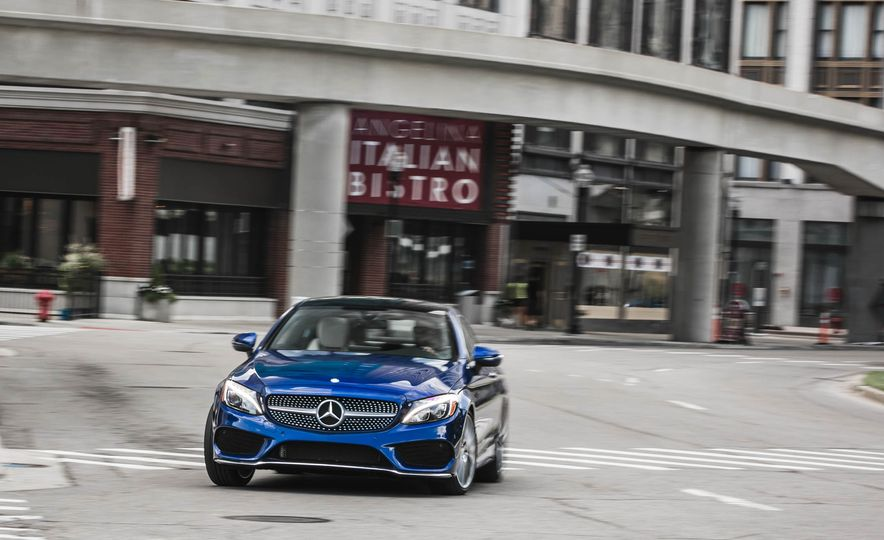 2017 Mercedes-Benz C300 coupe - Slide 1