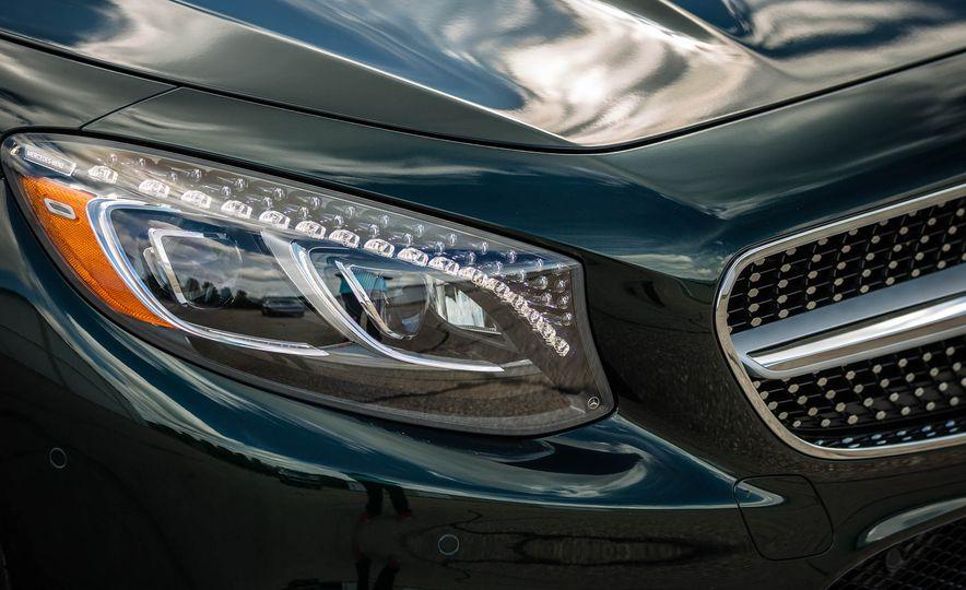 2017 Mercedes-Benz S550 cabriolet - Slide 20