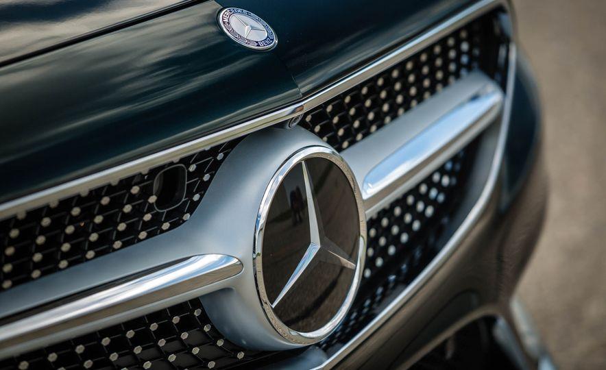 2017 Mercedes-Benz S550 cabriolet - Slide 21