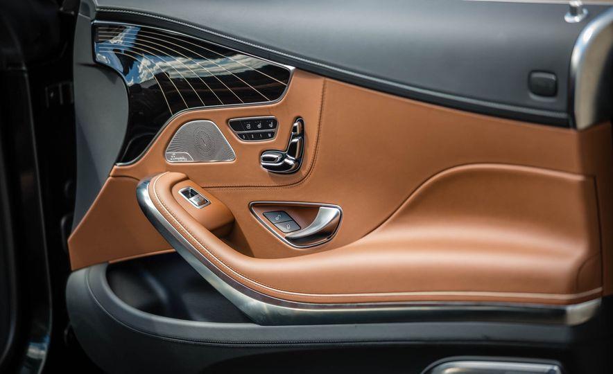 2017 Mercedes-Benz S550 cabriolet - Slide 25