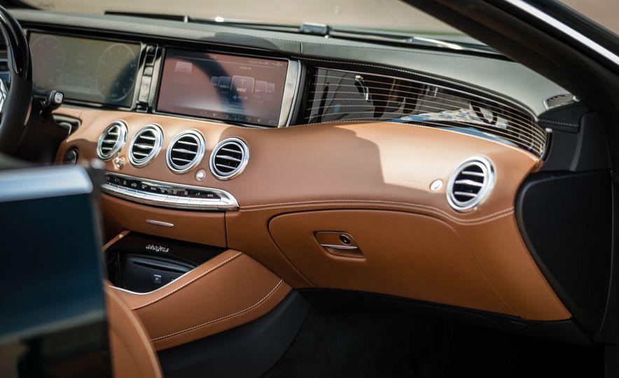 2017 Mercedes-Benz S550 cabriolet - Slide 26