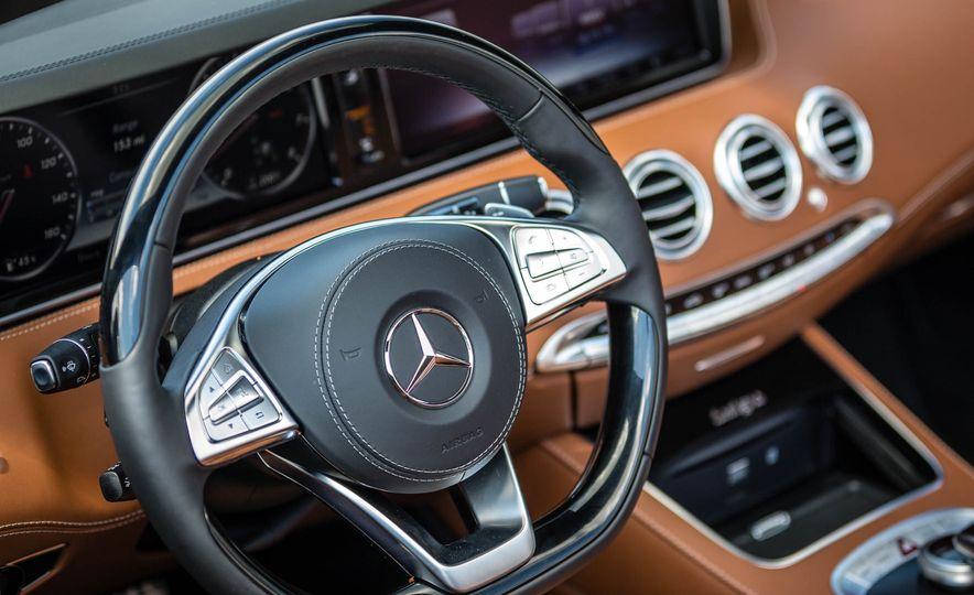 2017 Mercedes-Benz S550 cabriolet - Slide 27