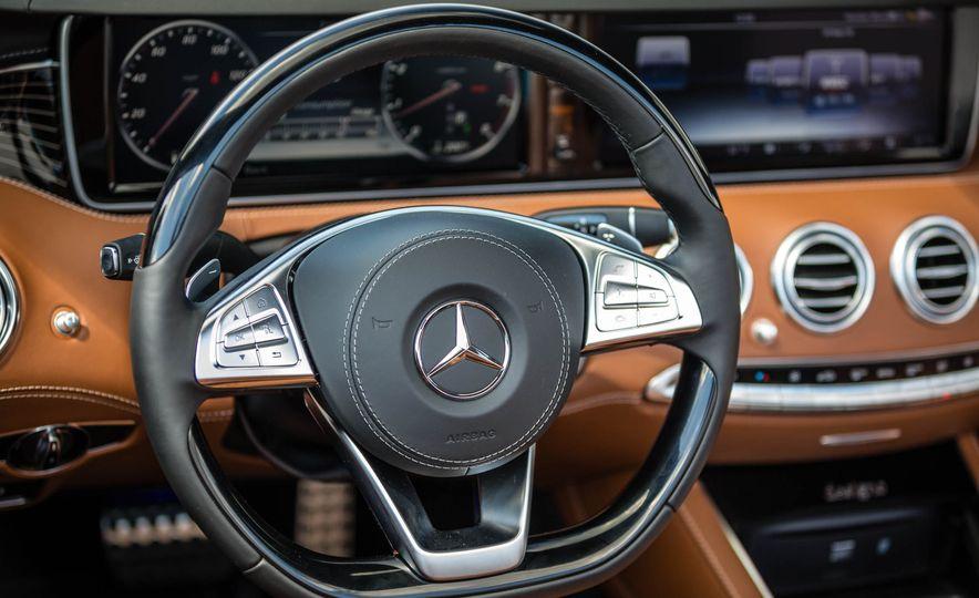 2017 Mercedes-Benz S550 cabriolet - Slide 28