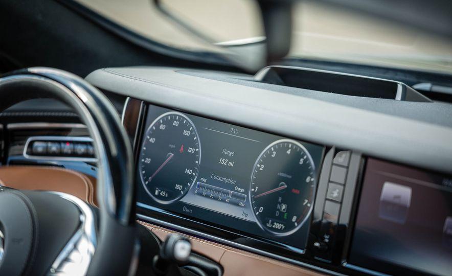 2017 Mercedes-Benz S550 cabriolet - Slide 29