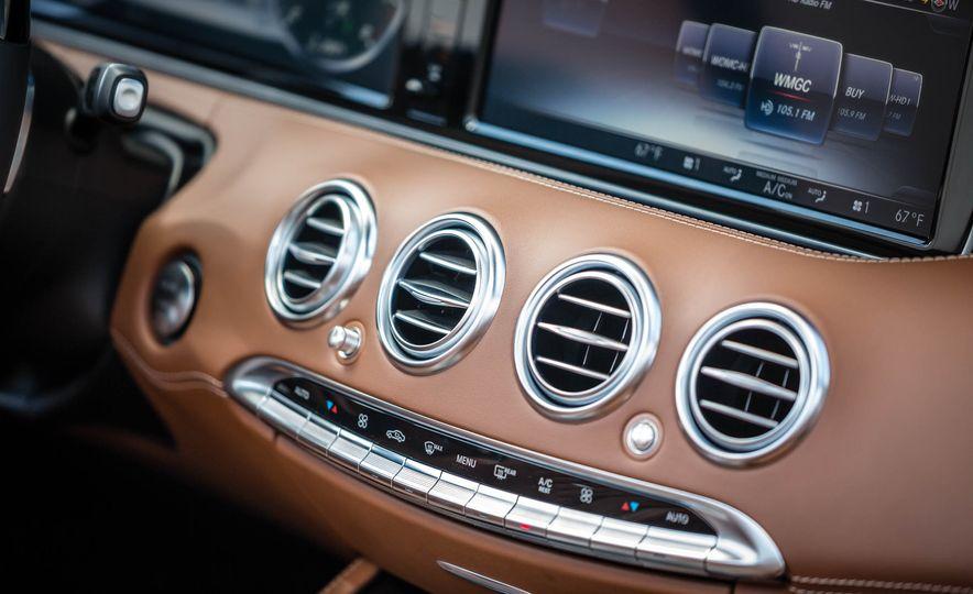 2017 Mercedes-Benz S550 cabriolet - Slide 30