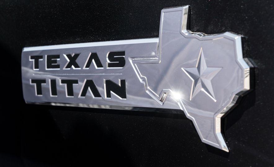 2017 Nissan Texas Titan - Slide 17