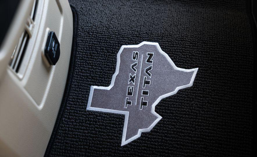 2017 Nissan Texas Titan - Slide 20